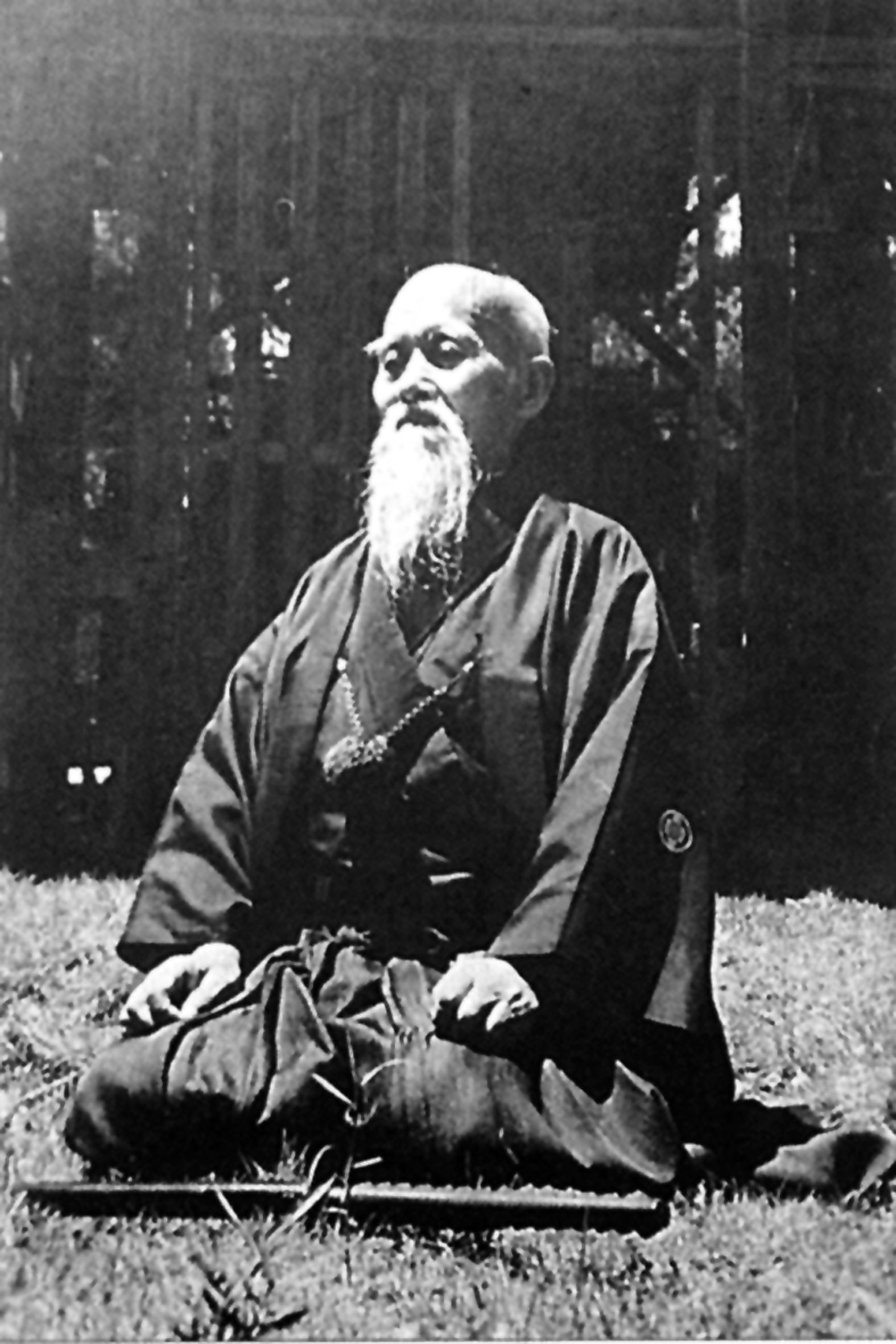 Morihei Ueshiba - O Sensei