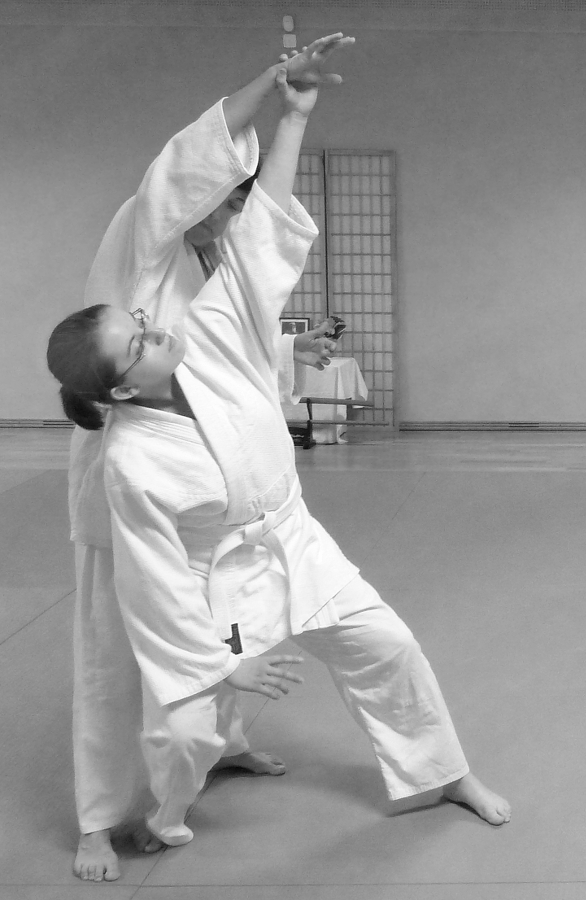 Training - Koshi Nage