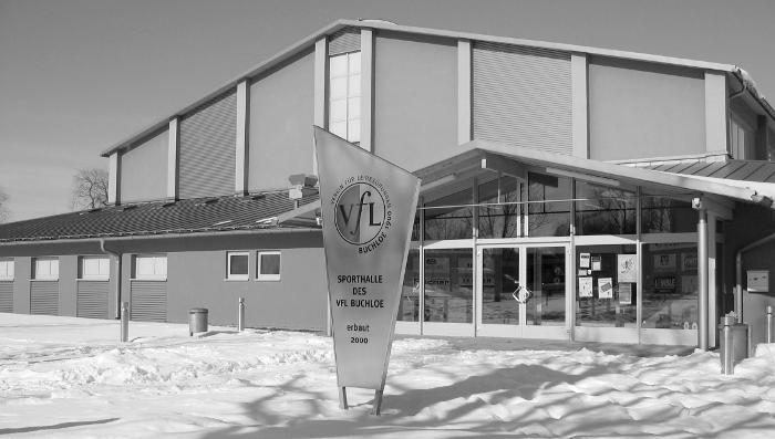 Sporthalle VfL Buchloe
